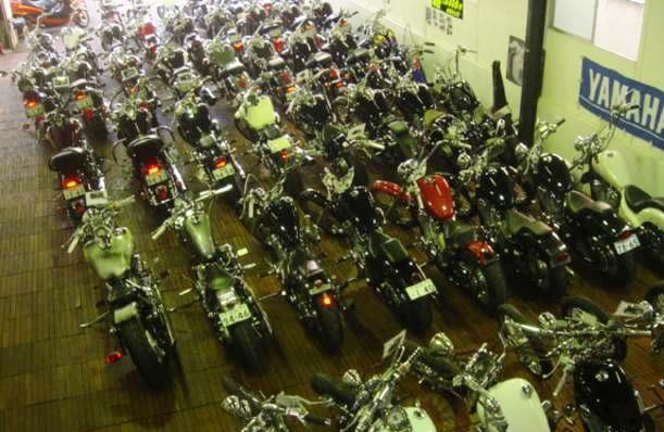 バイク高価出張買取